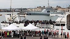 Беженцы из Африки ошиблись портом