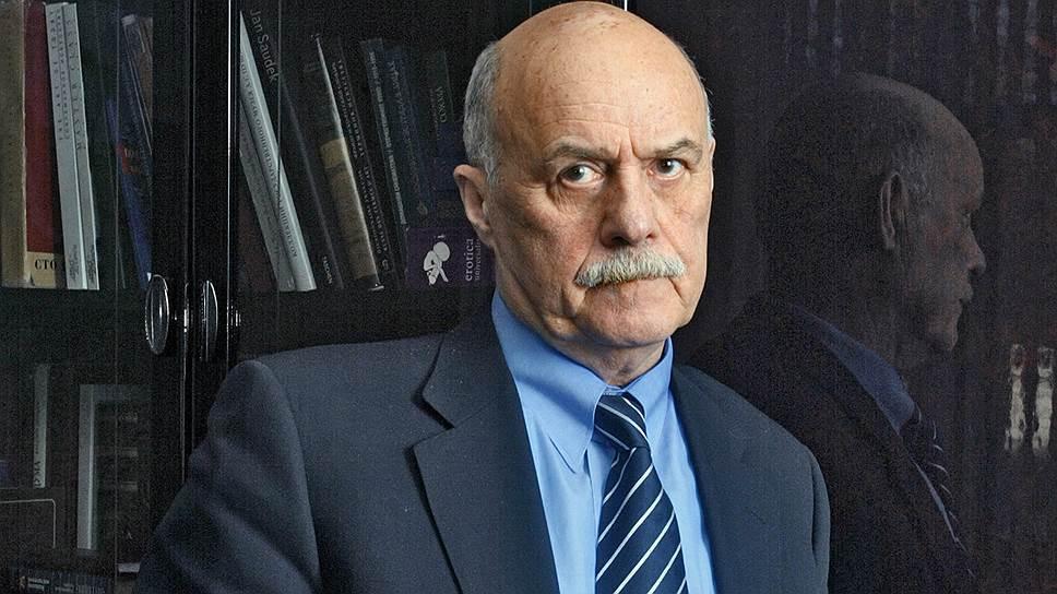 Станислав Говорухин в ответах на вопросы рубрики «Прямая речь» за 20 лет
