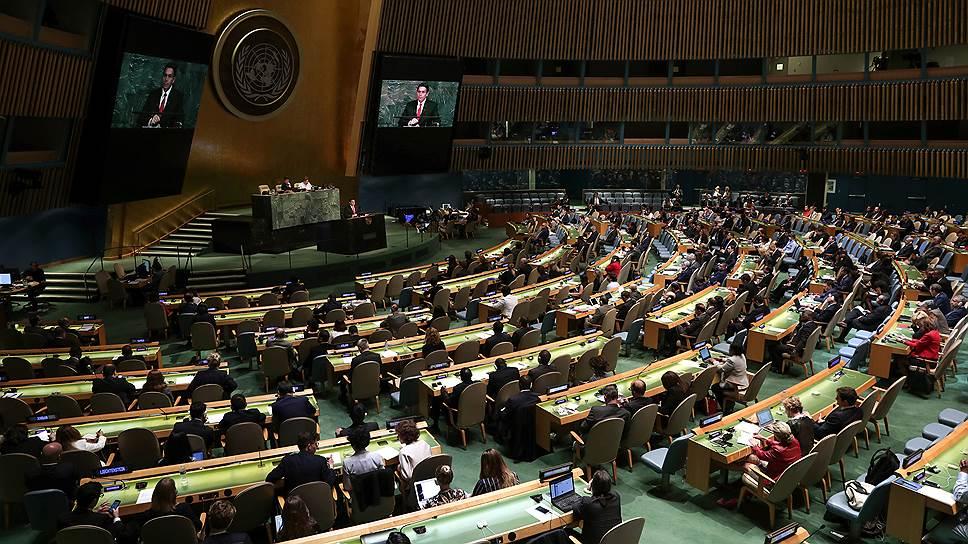 Почему США возмутила резолюция с осуждением Израиля