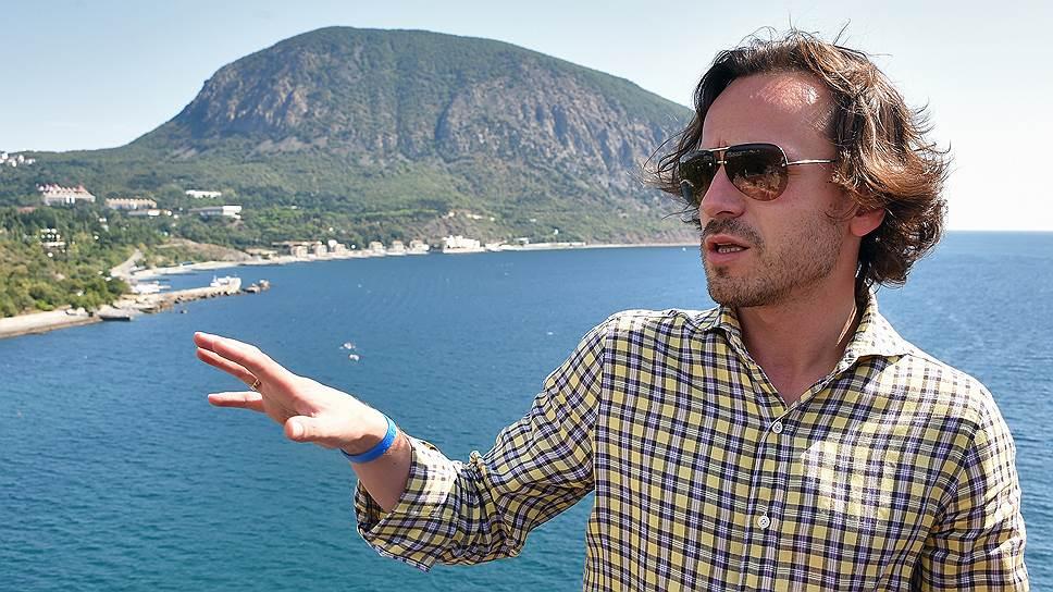 Генеральный директор Международного детского центра «Артек» Алексей Каспржак