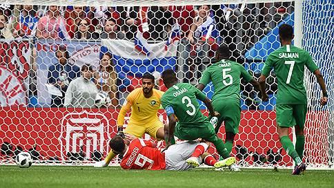 «Соперник дал нашим футболистам почувствовать, что они умеют играть в футбол»