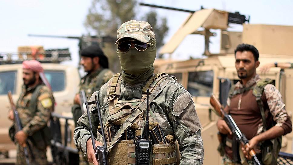 Почему коалицию США в июне обвинили в авиаударе по сирийским правительственным войскам