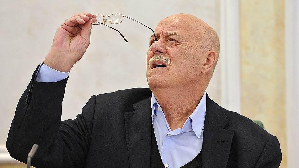 Кинорежиссер, депутат Госдумы Станислав Говорухин