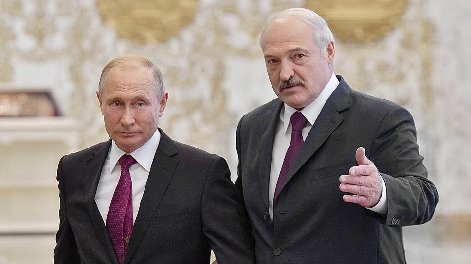 Александр Лукашенко остался доволен встречей в мае с Владимиром Путиным
