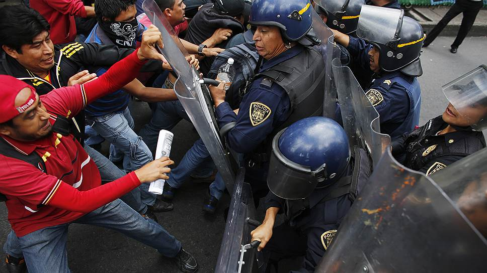 Забастовки имеют смысл, когда сила и так на стороне протестующих