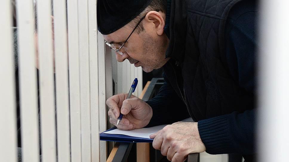 Глава чеченского отделения правозащитного центра «Мемориал» Оюб Титиев, обвиняемый в хранении наркотиков