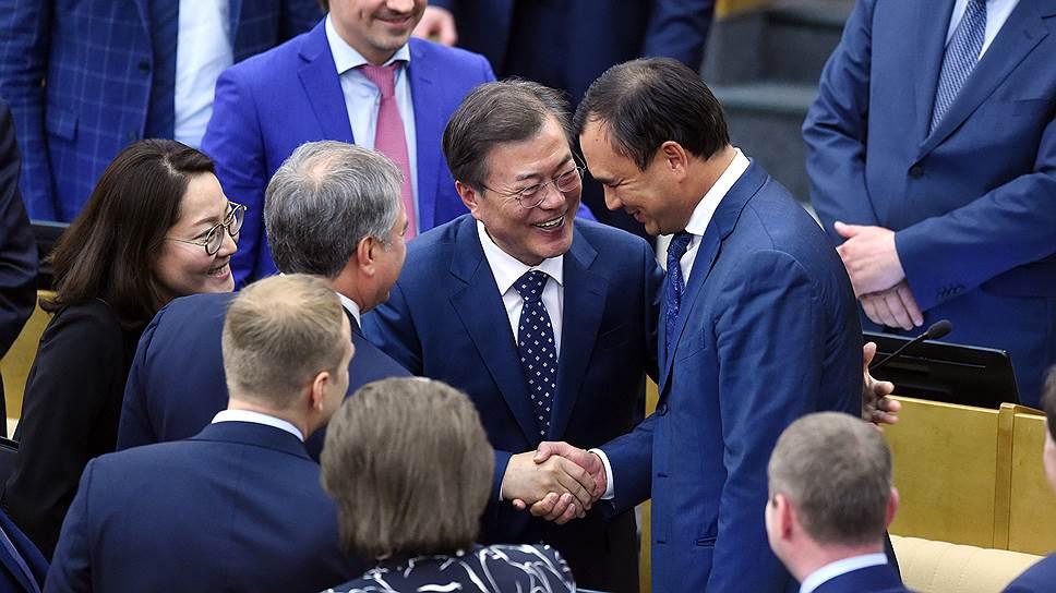 Какие совместные проекты с КНДР планируют Россия и Южная Корея