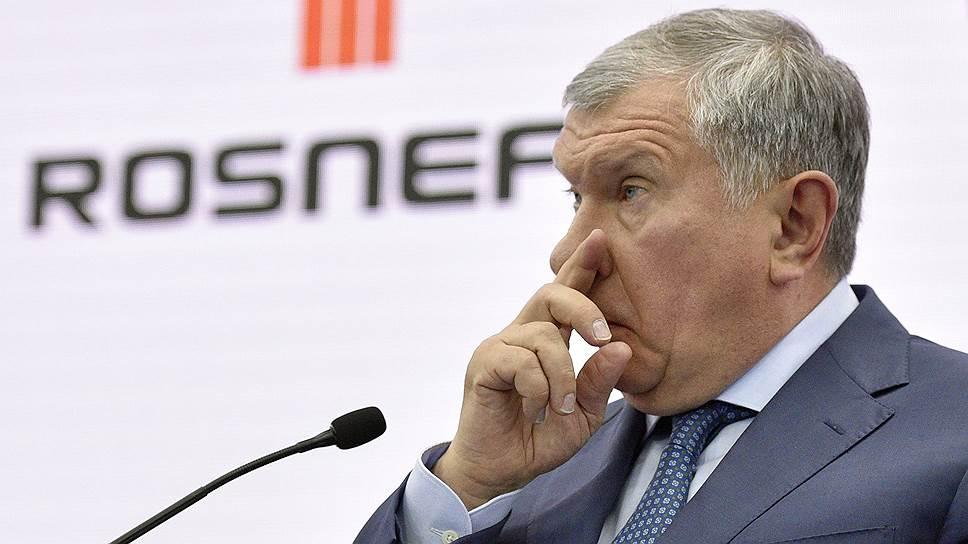 «Роснефть» ждет дефицита нефти на мировом рынке