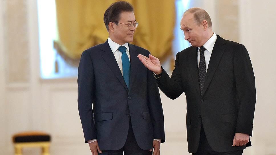 Российско-корейское сотрудничество готовят к денуклеаризации