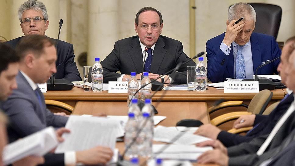 Как депутаты и академики вновь обсудили статус РАН