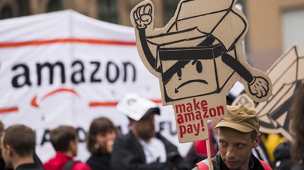 Капитализация Amazon приближается к триллиону долларов, однако прибыли крайне малы