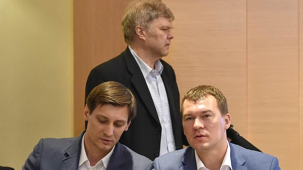 Как во второй раз прошла встреча потенциальных кандидатов в мэры Москвы с муниципальными депутатами