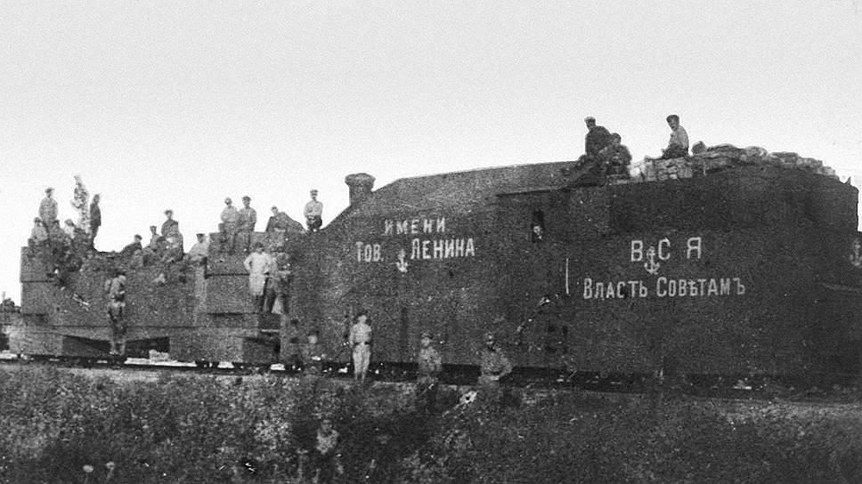 Бронепоезд №6 «Путиловцы» активно использовался для подавления антисоветских выступлений. В июле 1918 года он стрелял по Ярославлю, в ноябре того же года — по крестьянам Гжатского уезда Смоленской губернии