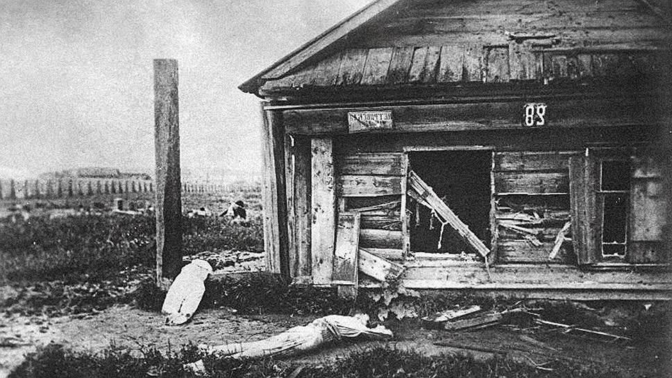 Из-за обстрелов, пожаров, голода, нехватки воды, эпидемий население Ярославля после июля 1918 года сократилось на 44 тыс. человек — более чем на треть