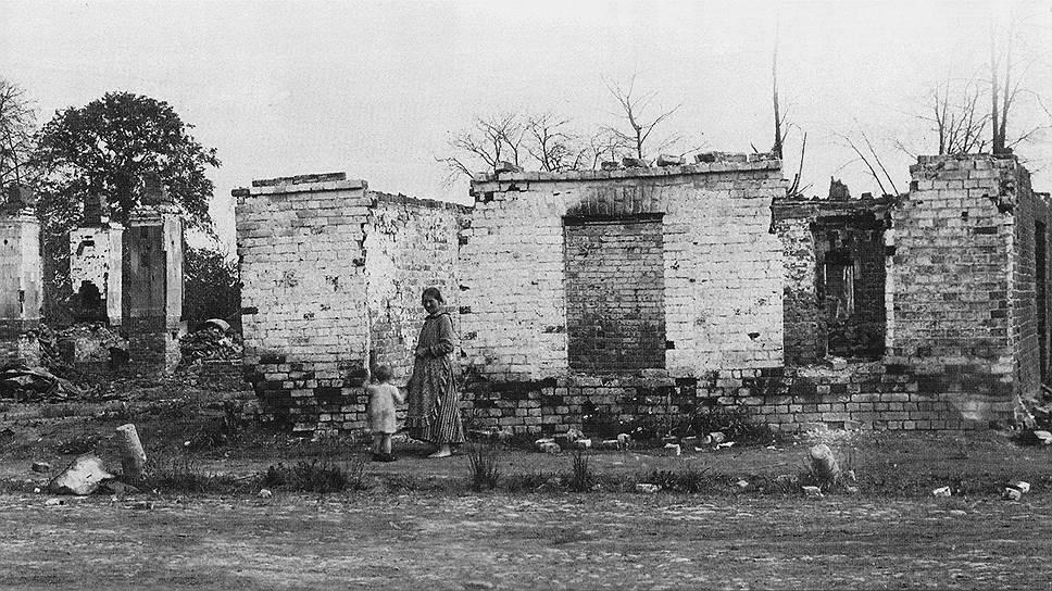 Виновными в многодневной бомбардировке Ярославля войсками красных были признаны белые