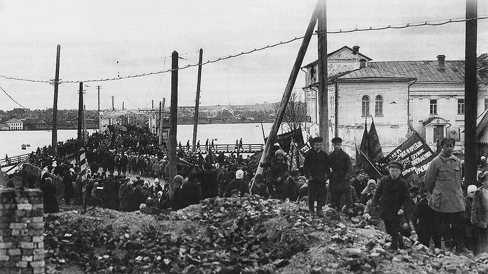 После 15 дней правления повстанцев и одного дня правления немецких военнопленных в Ярославле на много десятилетий установилась советская власть