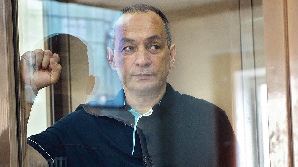 Почему Александр Шестун был оставлен под арестом
