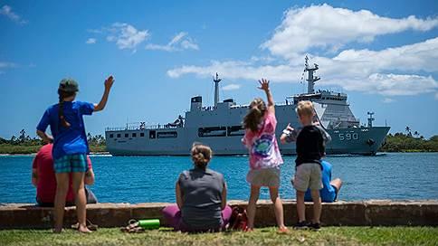 В Тихом океане стартуют крупнейшие международные военно-морские учения RIMPAC 2018