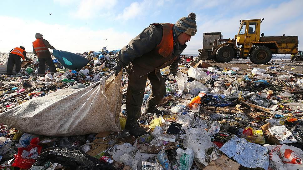 Какие регионы России ждет мусорный коллапс