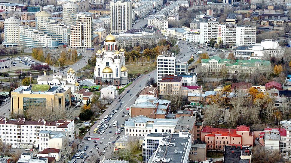Почему суд отказал РПЦ в реституции зданий в центре Екатеринбурга