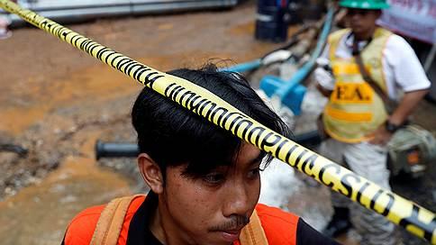 Пропавших в затопленной пещере в Таиланде детей нашли после 10 дней спасательной операции