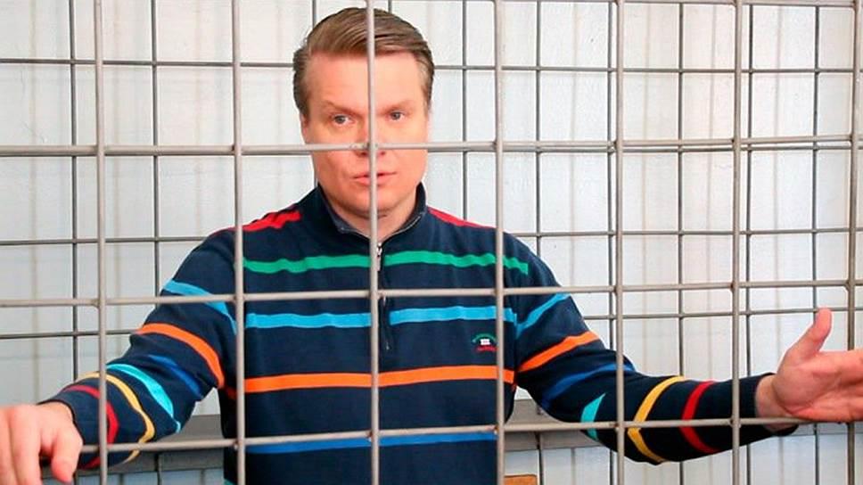 Бывший заместитель руководителя управления Росреестра по Новосибирской области Дмитрий Ламерт