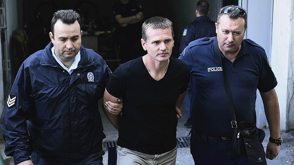 Обвиняемый в кибермошенничестве и отмывании денег Александр Винник