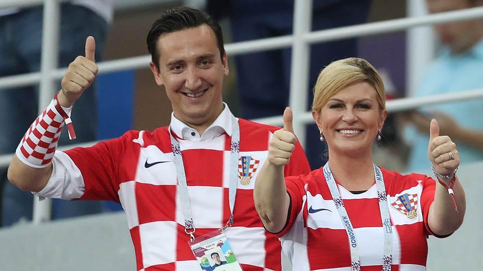 Та, которой лучше подчиняться – Чемпионат мира 2018 – Коммерсантъ