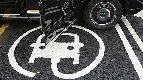 Британия пустит правительственный автопарк на электричество  / в соответствии с государственным планом Road to Zero