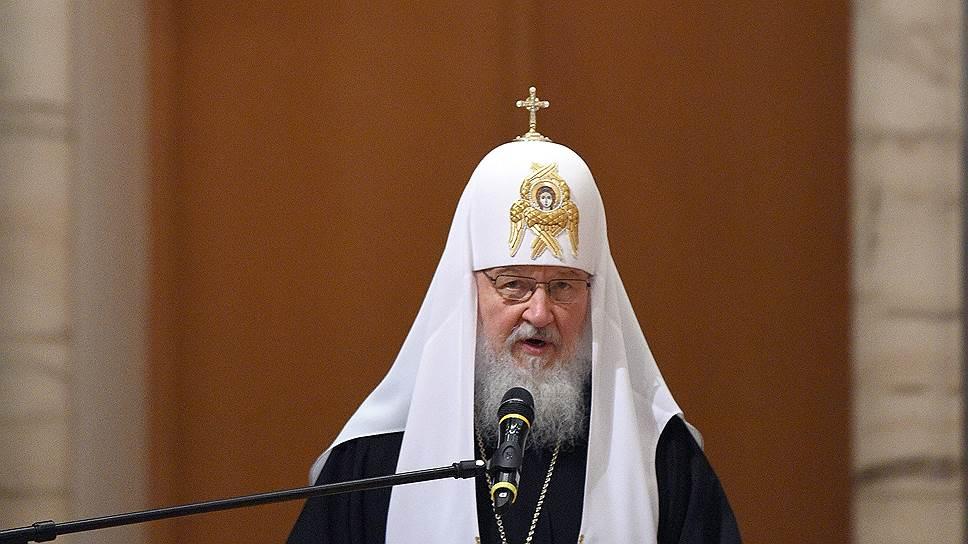 Как 9 июля в Москве прошли переговоры делегации Константинопольского патриархата с главой РПЦ Кириллом