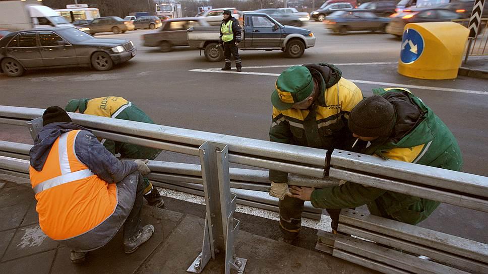За дорожными ограждениями присмотрят отдельным ГОСТом