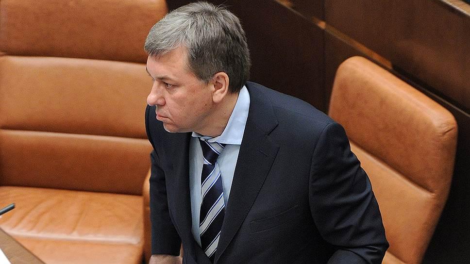 Бывший руководитель Федеральной службы России по регулированию алкогольного рынка Игорь Чуян