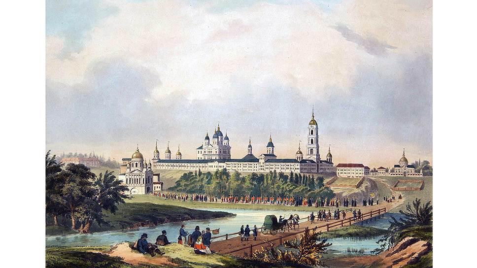 В XVIII–XIX веках Саровский монастырь был одним из крупнейших центров русского монашества, на который ориентировались другие монастыри