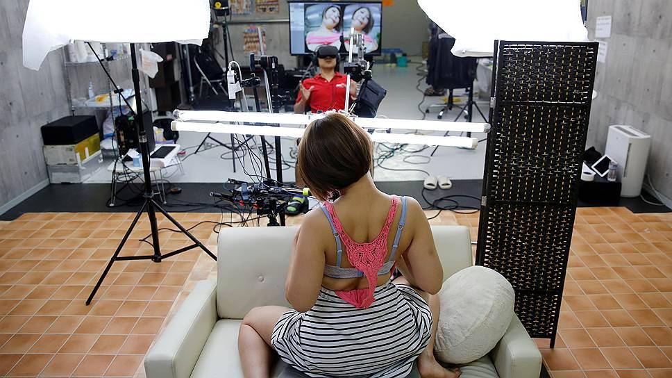 Как фильмы для взрослых развивают технологии виртуальной реальности