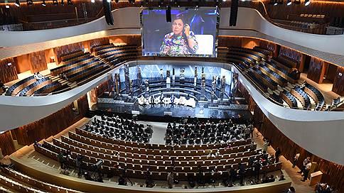 Музыка со скидкой // Концертный зал «Зарядье» готов к открытию в сентябре