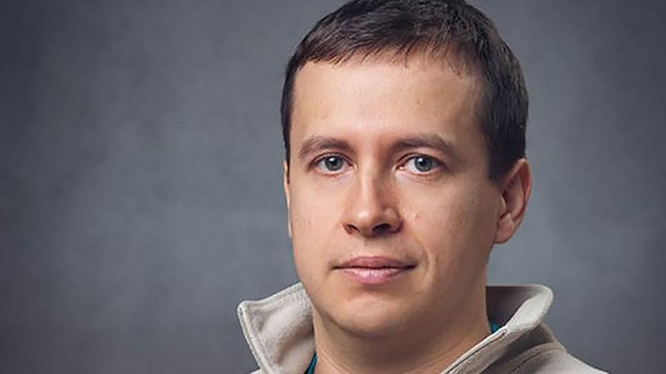 Математик Максим Балашов
