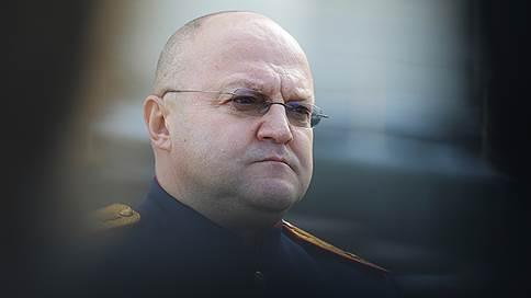 Бывшего главного следователя Москвы вписали в историю с Шакро Молодым  / Александр Дрыманов арестован по коррупционному делу
