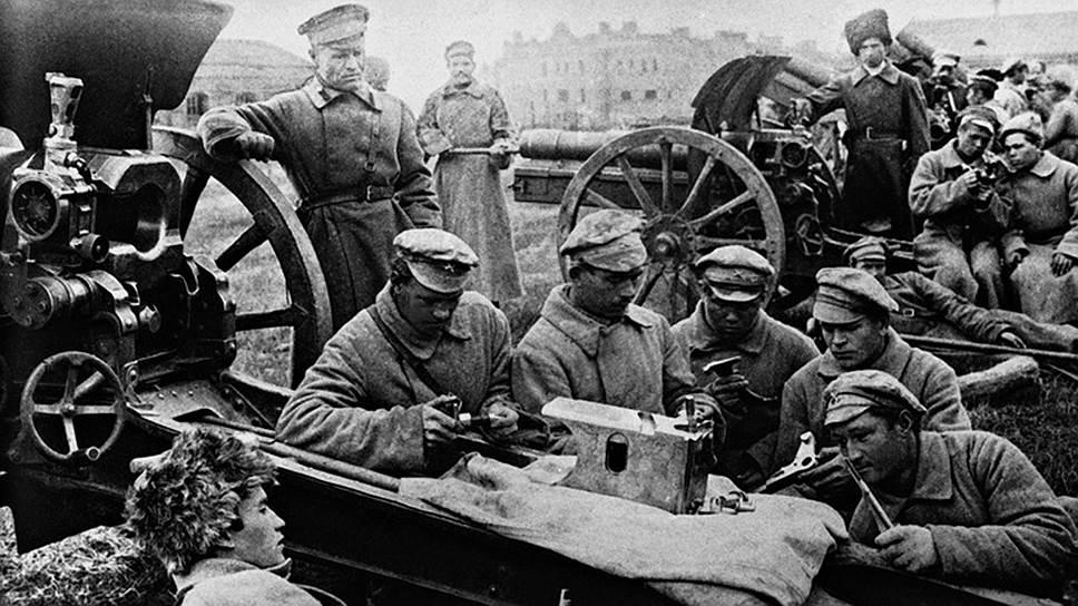 Офицеры Красной армии получили право на пенсию одними из первых в Советской России