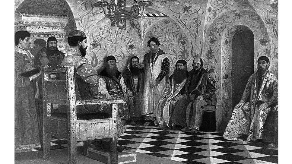 Царь Алексей Михайлович (Тишайший) завел на Руси не только полки иноземного строя, но и зачатки пенсионной системы