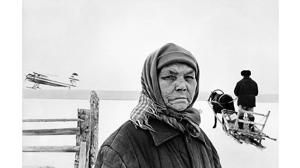 Размер пенсии колхозников в 60-е годы прошлого века зависел главным образом от того, передовое это было хозяйство или отстающее
