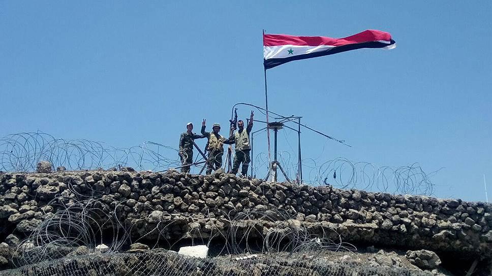 Как отряды вооруженной оппозиции и сирийская армия заключили соглашение о примирении