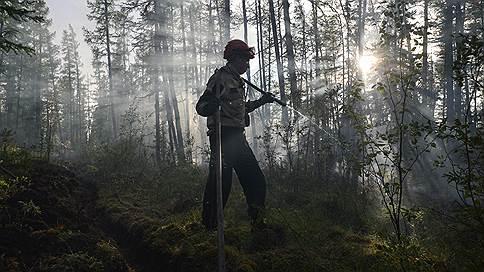 Этот пояс в огне // В Якутии ищут виновных в распространении природных пожаров