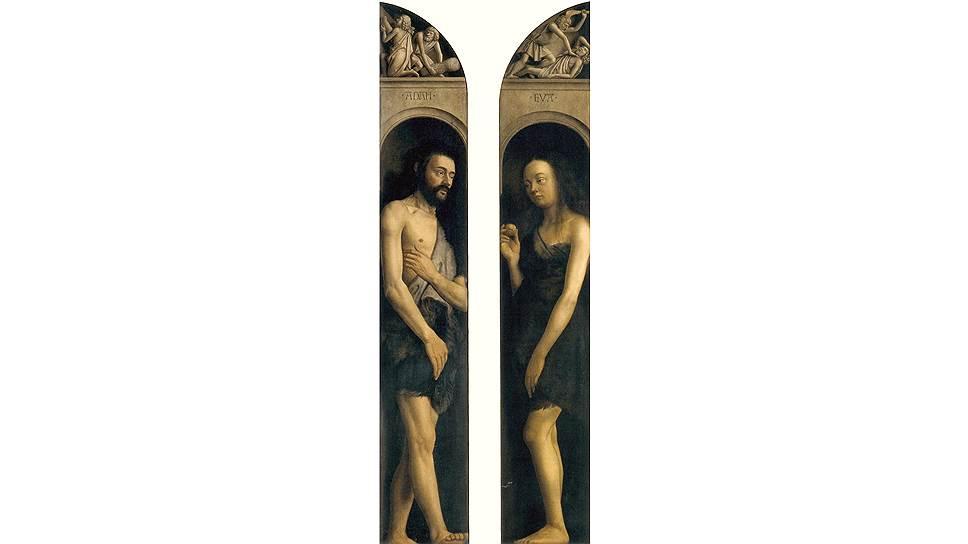 Почти 200 лет Адам и Ева были «одеты» в шкуры ради соблюдения приличий