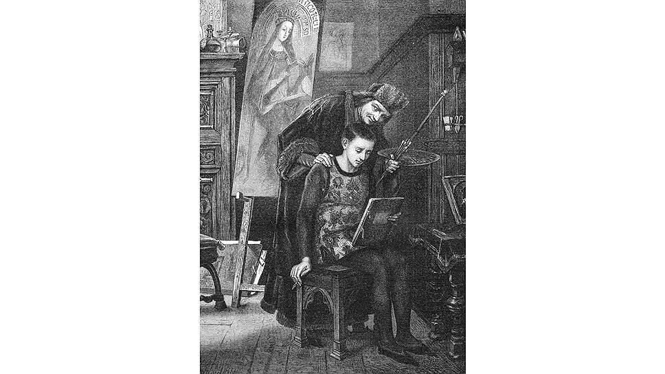 Хуберт ван Эйк и Ян ван Эйк — создатели Гентского алтаря