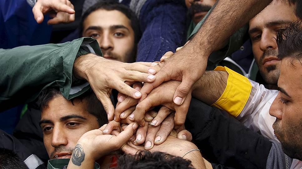 Экономика протеста: мигранты в классовой борьбе