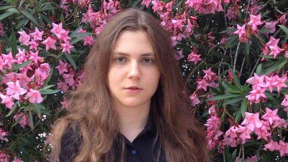 Обвиняемая Анна Павликова