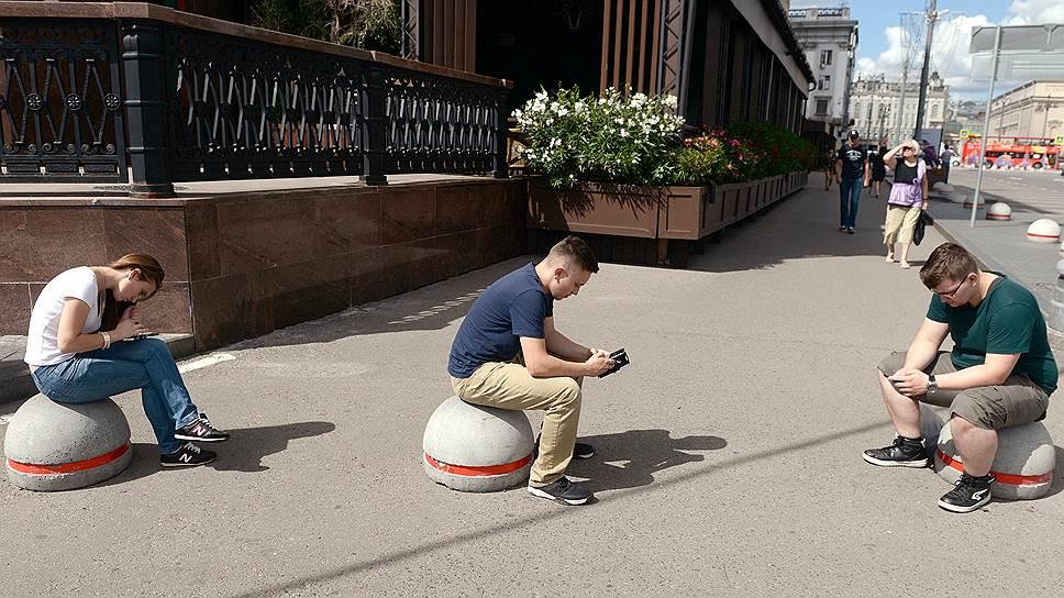 За Wi-Fi, парки и тротуары