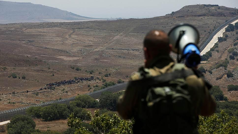 Как Израиль ответил «Исламскому государству» в Сирии