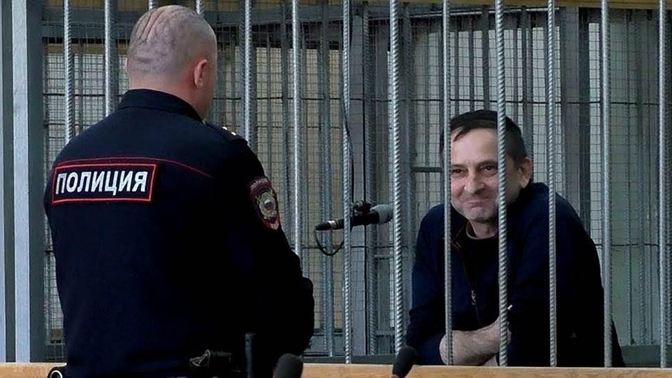 Экс-начальник Центра по противодействию экстремизму (ЦПЭ) Тимур Хамхоев