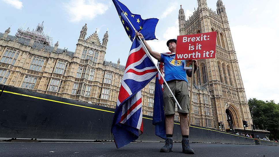 К чему может привести «жесткий» «Брексит»